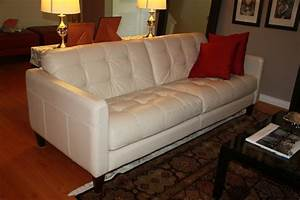 Chateau d39ax milan leather sofa in lake county highland for Chateau d ax sectional leather sofa