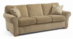 Flexsteel furniture vail collection featuring 3 cushion for Flexsteel sectional sofa with chaise