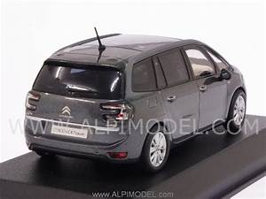 Norev Citroen Grand C4 Picasso 2013 Shark Grey 143