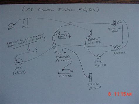 Help With A Jmor Wiring Diagram For Jubilee by Jubilee Ammeter Reading Yesterday S Tractors