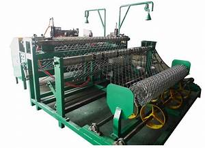 Automatic Chain Link Fence Machine Manufacturer  U0026 Exporters From Rajkot