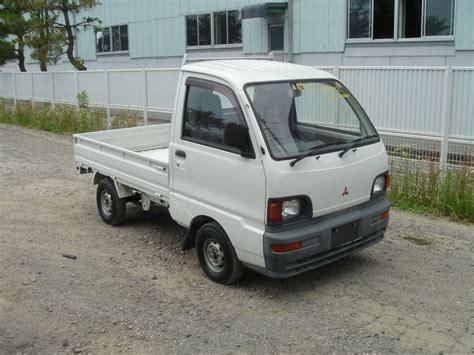 mitsubishi minicab mitsubishi minicab truck 1990 used for sale