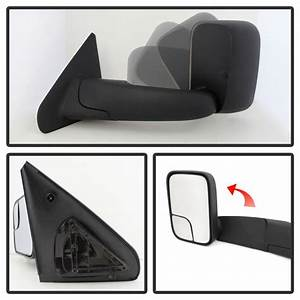 Factory Style Tow Mirrors   03