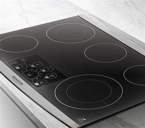30 inch electric cooktop 30 quot electric cooktop signature kitchen suite
