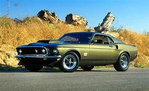 Top 10 Ford Mustangs of All Time » AutoGuide.com News
