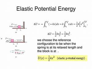Ppt - Chapter 8  Potential Energy And Energy Conservation Powerpoint Presentation