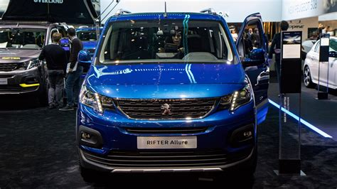 Peugeot Price by Peugeot Rifter Uk Price Of Mpv Revealed Car Magazine