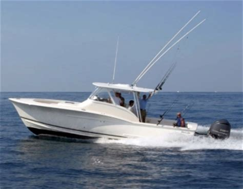 Express Flats Boats by Semi Production 34 Jarrett Bay Boatworks