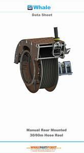 30  60m Rear Mount Manual Reel Data Sheet  U0026 Parts