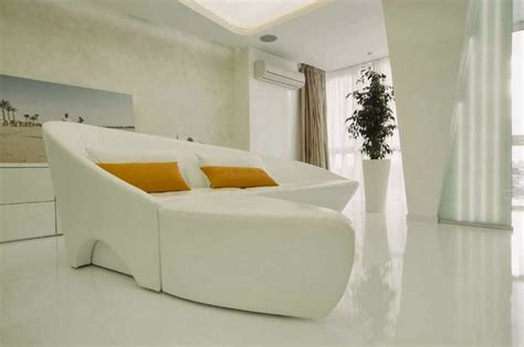 Futuristic Penthouse With Toilets by Futuristic Penthouse With Toilets Ayanahouse