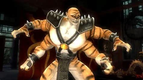 Mortal Kombat 9 Kintaro Arcade Ladder Expert Youtube