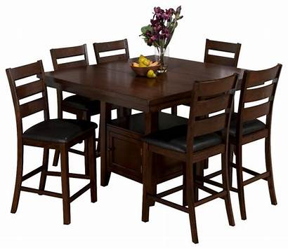 Sets Pub Bistro Table Height Counter 54
