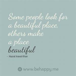 Make A Place Be... Beautiful Cities Quotes