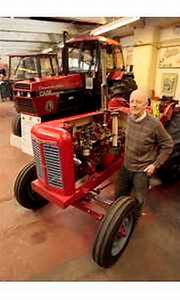 David Brown Tractor Club Museum Plans Open Days For Public