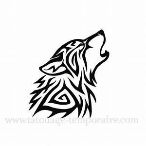 Tatouage Loup Celtique : dessin tatouage tribal loup kolorisse developpement ~ Farleysfitness.com Idées de Décoration