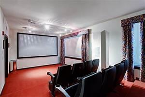 Cinema A La Maison : int rieur la maison de pi ce de divertissement de salle de cin ma de tv photo stock image du ~ Louise-bijoux.com Idées de Décoration