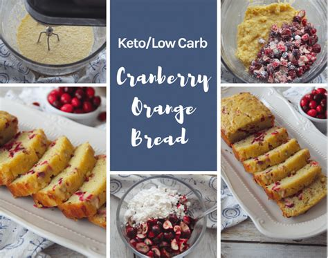 Well, we have you covered! Keto Cranberry Orange Bread Recipe | Kasey Trenum