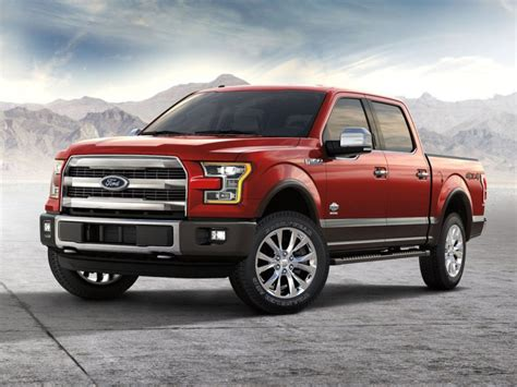 Best-selling Cars And Trucks In Us 2017