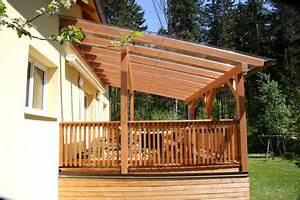 Terrasse Mit überdachung : garten terrasse uberdachen ~ Whattoseeinmadrid.com Haus und Dekorationen