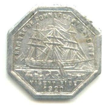 chambre de commerce bayonne 10 centimes bayonne notgeld numista