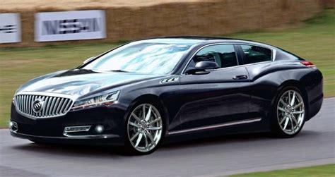 2017 Buick Grand National And Gnx Luxury Sedan 2017
