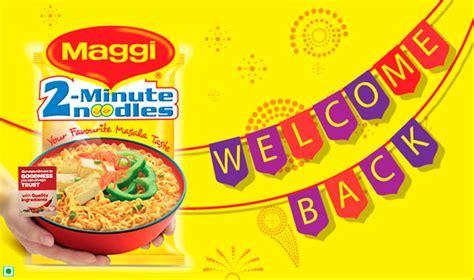 How Nestle Maggi used social media for damage limitation ...