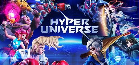 Hyper Universe for Windows (2018) - MobyGames