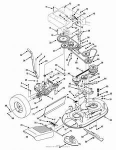 Mtd 12ae764h099  247 889980   2009  Parts Diagram For