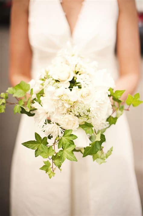 ivy bouquet bridal bouquet blue lilac wedding flowers