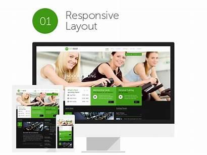 Gym Responsive Fitness Theme Wordpress Themeforest
