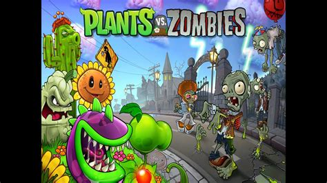 plants vs zombies and ending