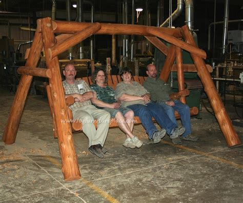 massive log swing  cedar lake  kinda home