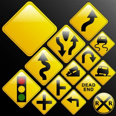 53 images of road sign icon. Road traffic signs svg free vector download (89,759 Free ...