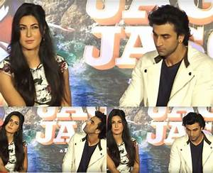 Awkward much? Katrina Kaif and Ranbir Kapoor avoid eye ...