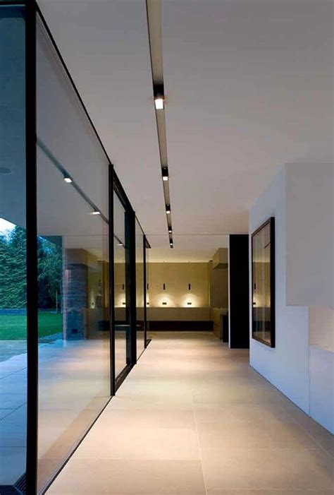 Clean Contemporary Ceiling Light