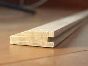 solid hardwood reducer door threshold