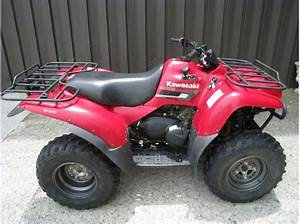 2008 Kawasaki Prairie 360 Motorcycles For Sale