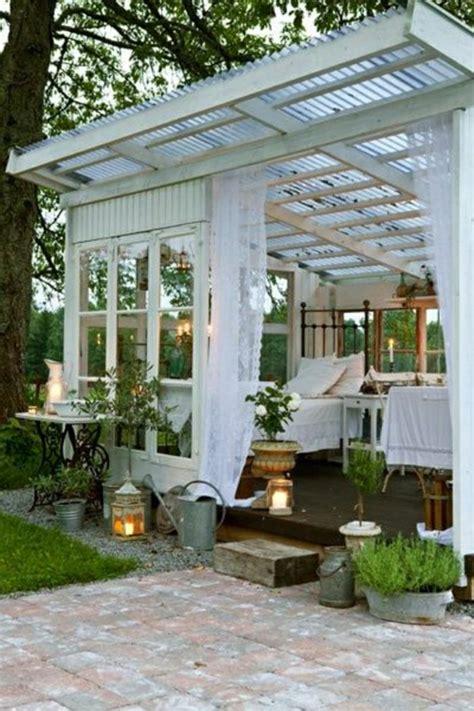 Gartenhaus Mit Viel Glas by 30 Bilder S 252 223 En Gartenh 228 Uschen Die Sie Begeistern