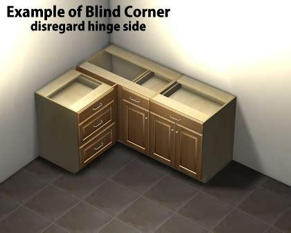 Blind Corner Kitchen Cabinet  Rapflava