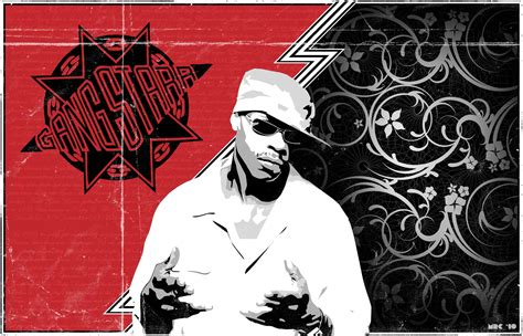 Guru Gang Starr Gangsta Rapper Rap Hip Hop F Wallpaper