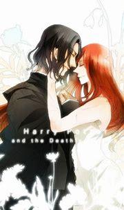 Severus Snape & Lily Evans | Anime de harry potter ...
