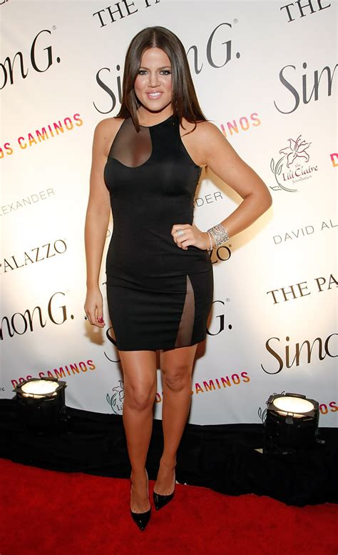 Khloe Kardashian Pumps - Khloe Kardashian Shoes Looks ...