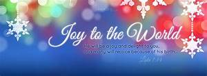 Download Joy to the World - Christian Facebook Cover ...
