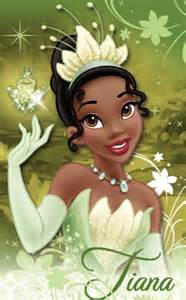 Disney Princess Tiana and Frog