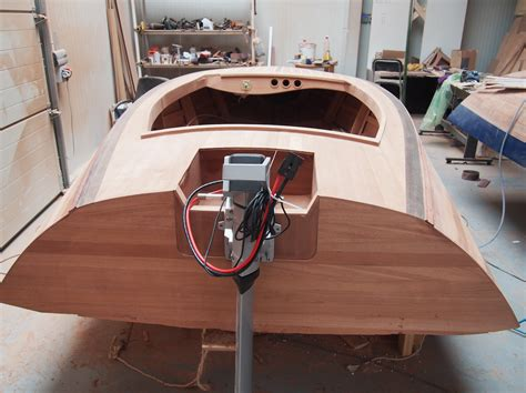 Wooden Boat Kits Runabout by Classic Wooden Boat Plans 187 Banshee 14 Runabout Arvin