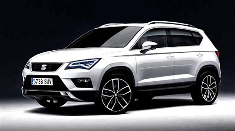 seat ateca 2016 new seat ateca 2016 official youtube