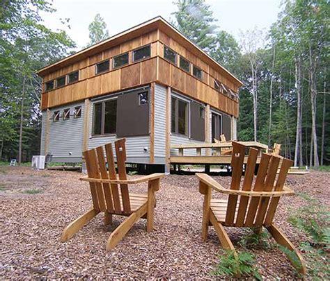 cottage in legno prefabbricati liamento e riqualificazione edilizia con i moduli