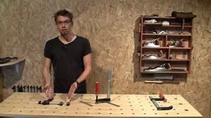 Fabriquer Un établi : copain des copeaux videos formation bois 2011 construire un tabli 1i re partie ~ Melissatoandfro.com Idées de Décoration