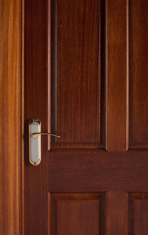 panel mahogany door mm internal doors mahogany doors