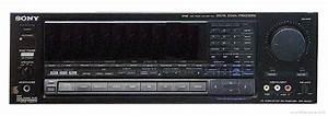 Sony Str-d2020 - Manual - Audio Video Receiver